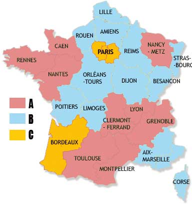 Map Of France Zones.File Carte France Zones Jpg Wikimedia Commons