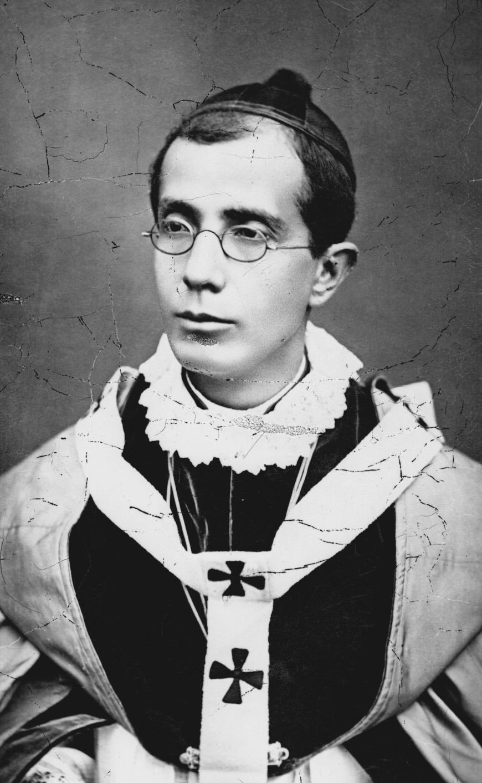 Retrato del arzobispo Ricardo Casanova y Estrada