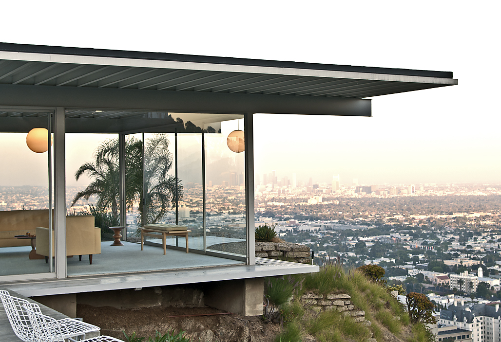 Case Study House   Bailey House   Pierre Koenig          Included in       on US s National Register of Historic Places  Cable Urban Modern