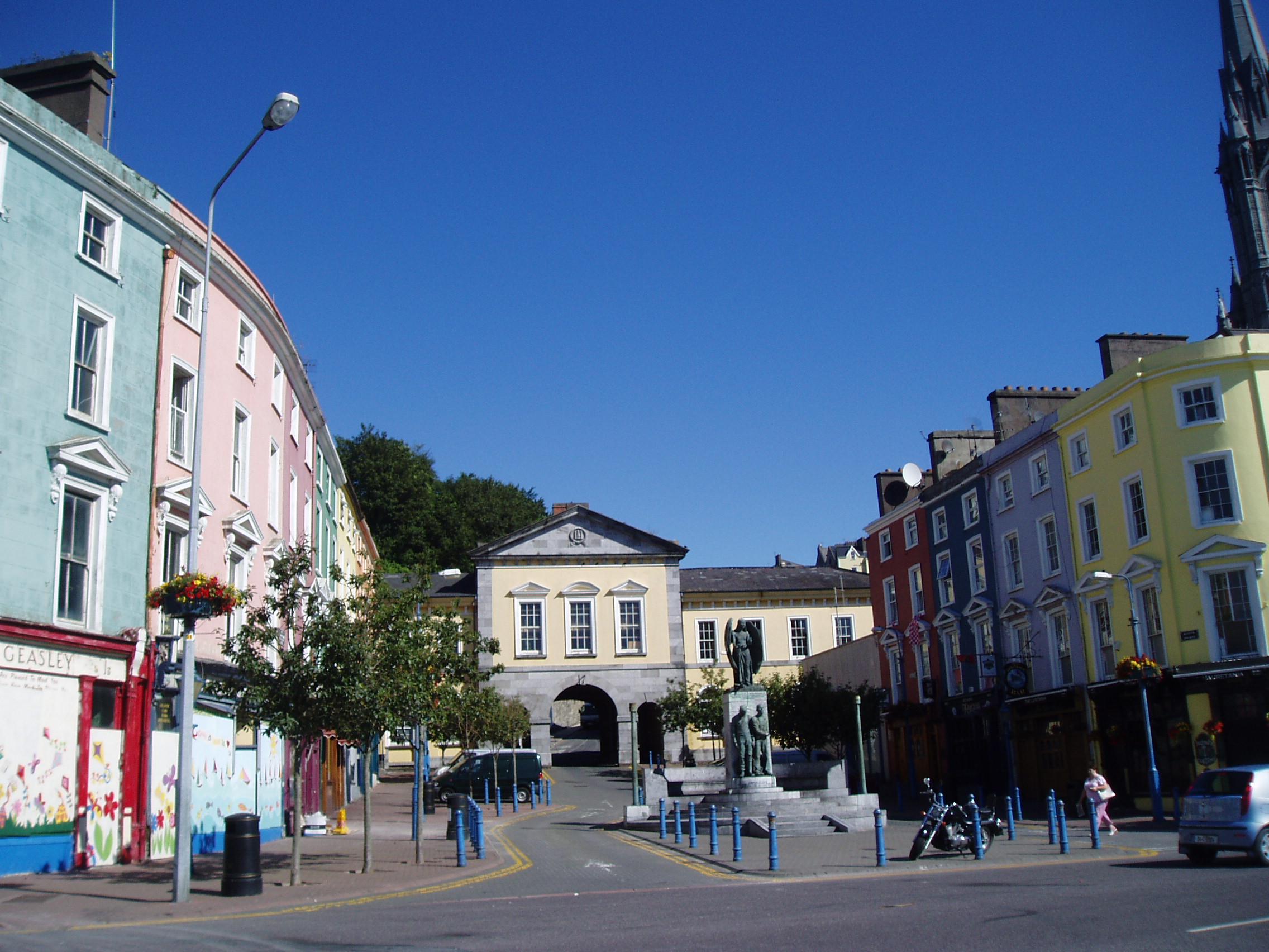 Cork (Cobh), Ireland | Azamara