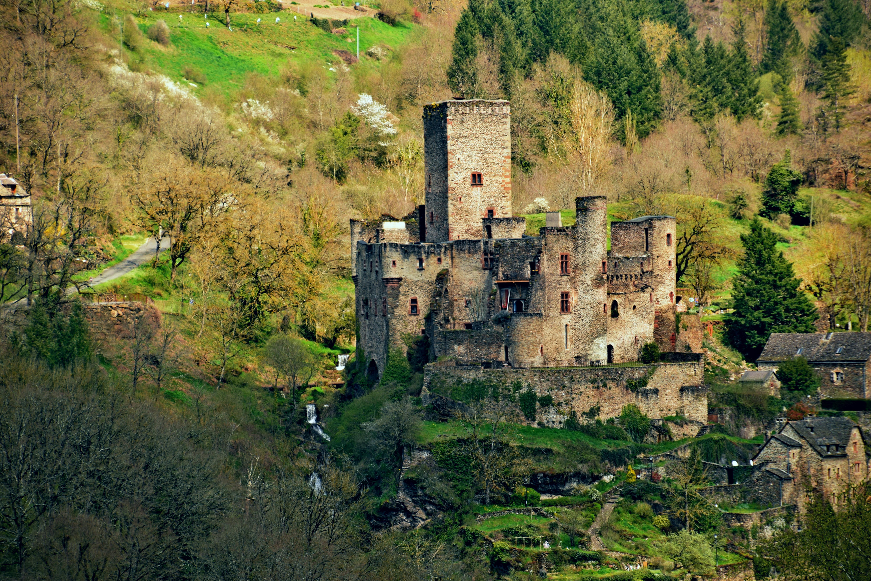 Architecte D Intérieur Aveyron château de belcastel (aveyron) — wikipédia