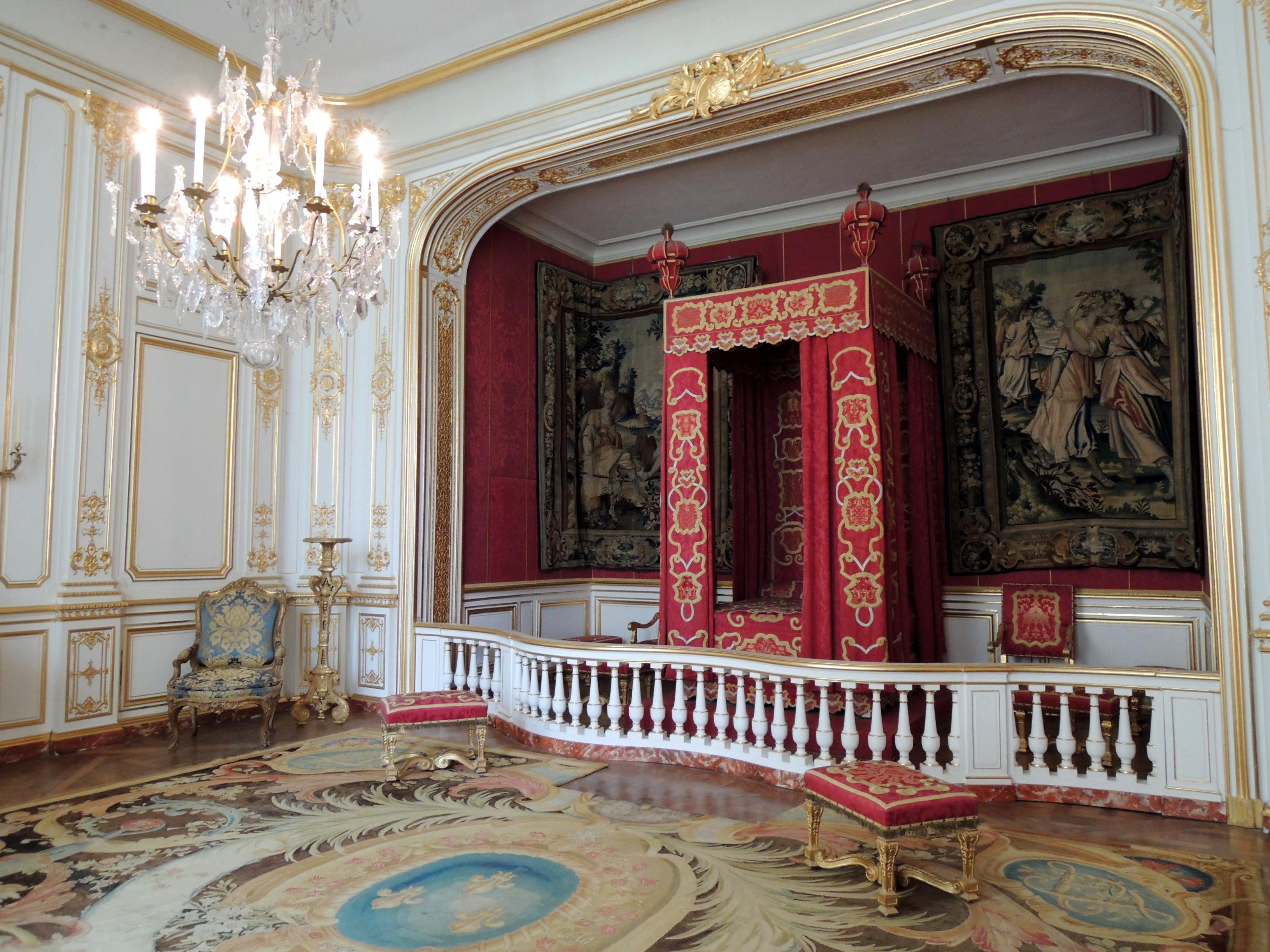 File chambord chambre de parade l14 02 jpg wikimedia commons for Chambre de parade