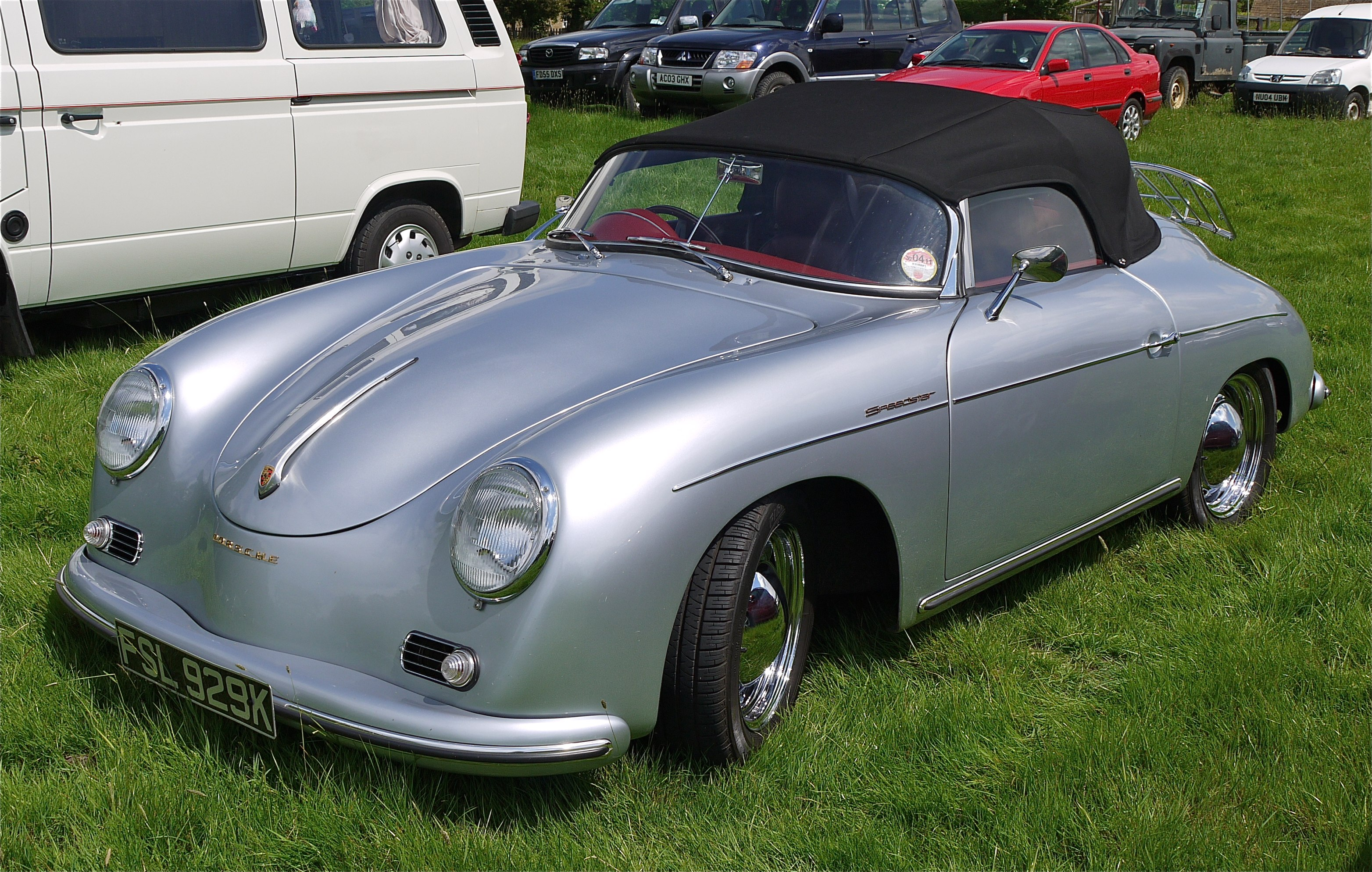 File Chesil Speedster Porsche Replica Flickr Mick