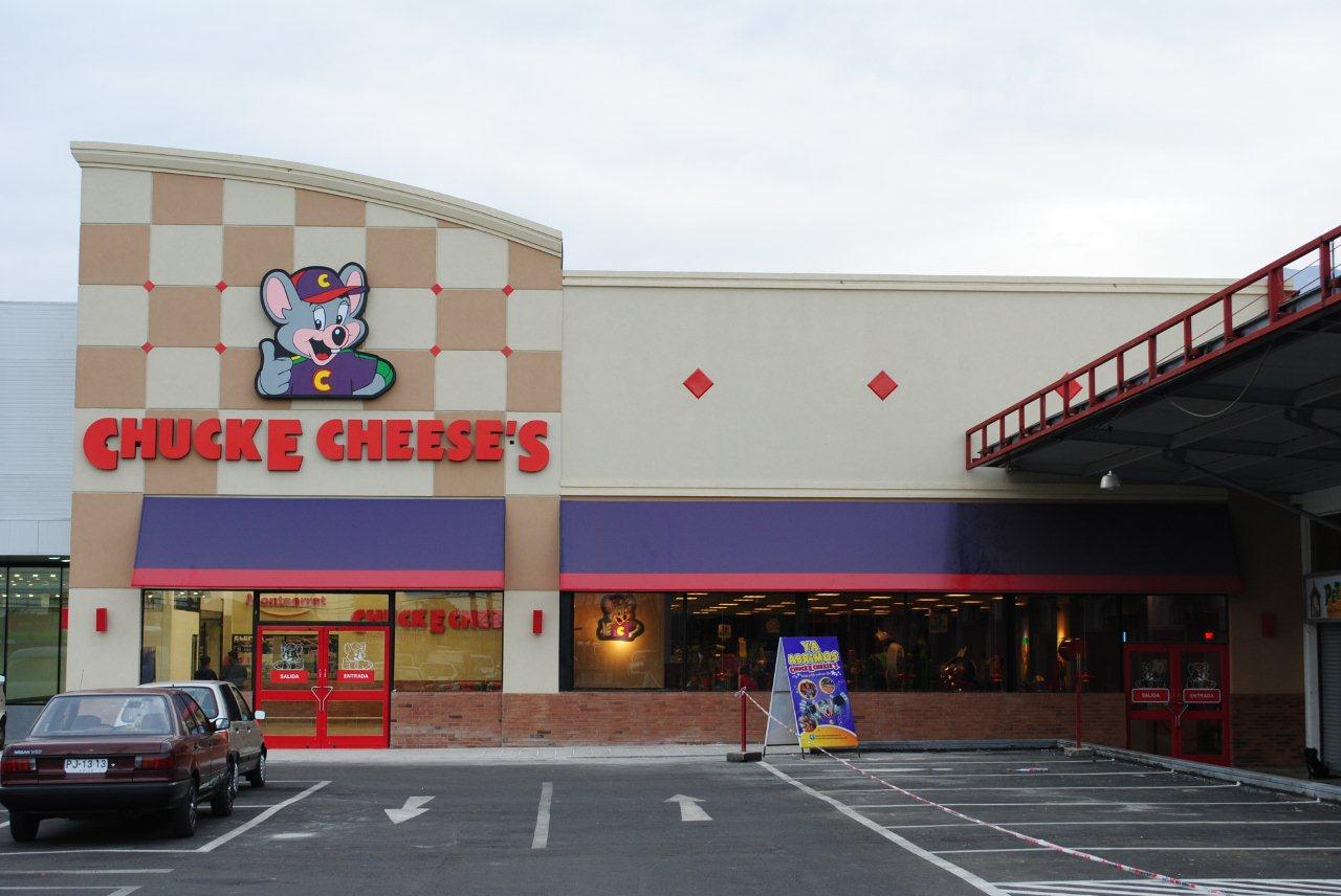 Chuck E Cheese Game For Kids