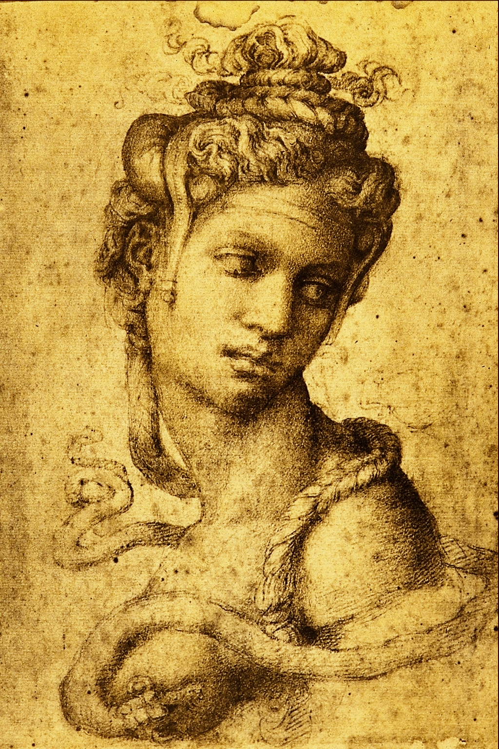 the early works and education of michelangelo buonarroti Michelangelo buonarroti (1475-1564) is unique in the history of world art as the  only  michelangelo was provided a humanist education initially, but when he  was thirteen his  michelangelo's earliest surviving works were small relief  panels.