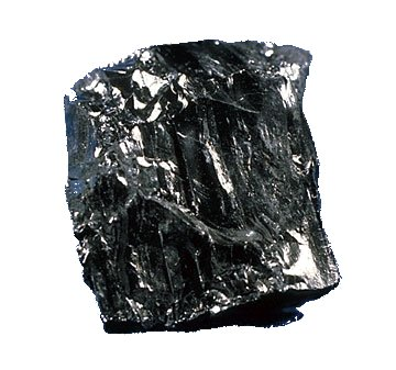 a lump of coal