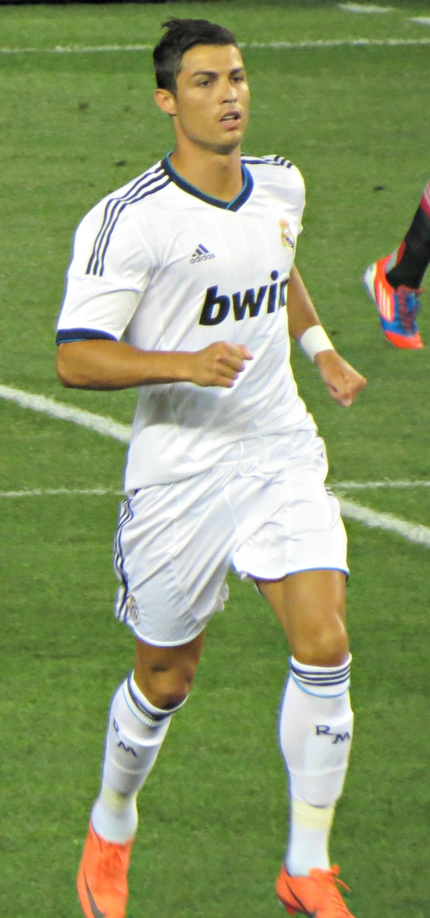 Description Cristiano Ronaldo  2012 JPG