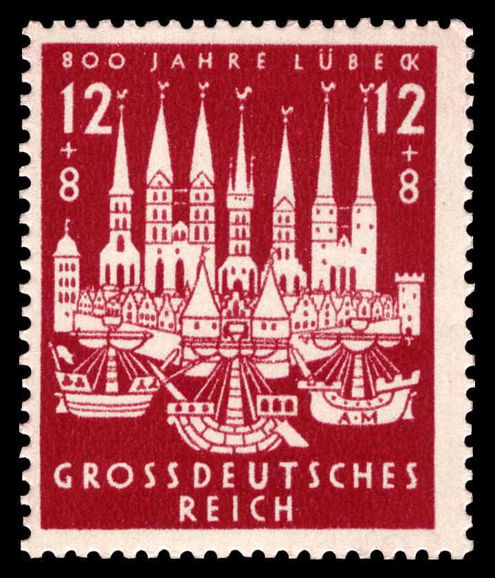 Briefmarken Jahrgang 1943 Der Deutschen Reichspost Wikipedia