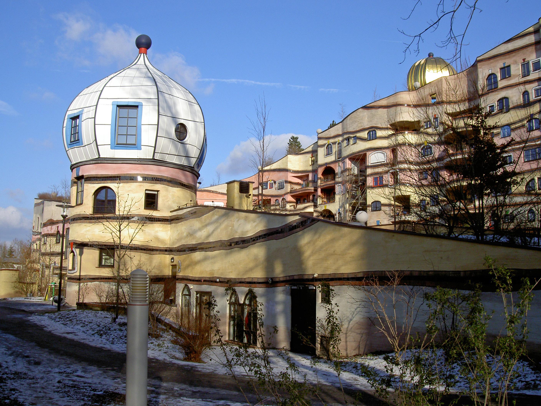 File:Darmstadt-Waldspirale-Hundertwasser3.jpg - Wikipedia, the free ...