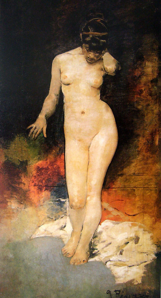 Desnuda frente a la ciudad - 2 5