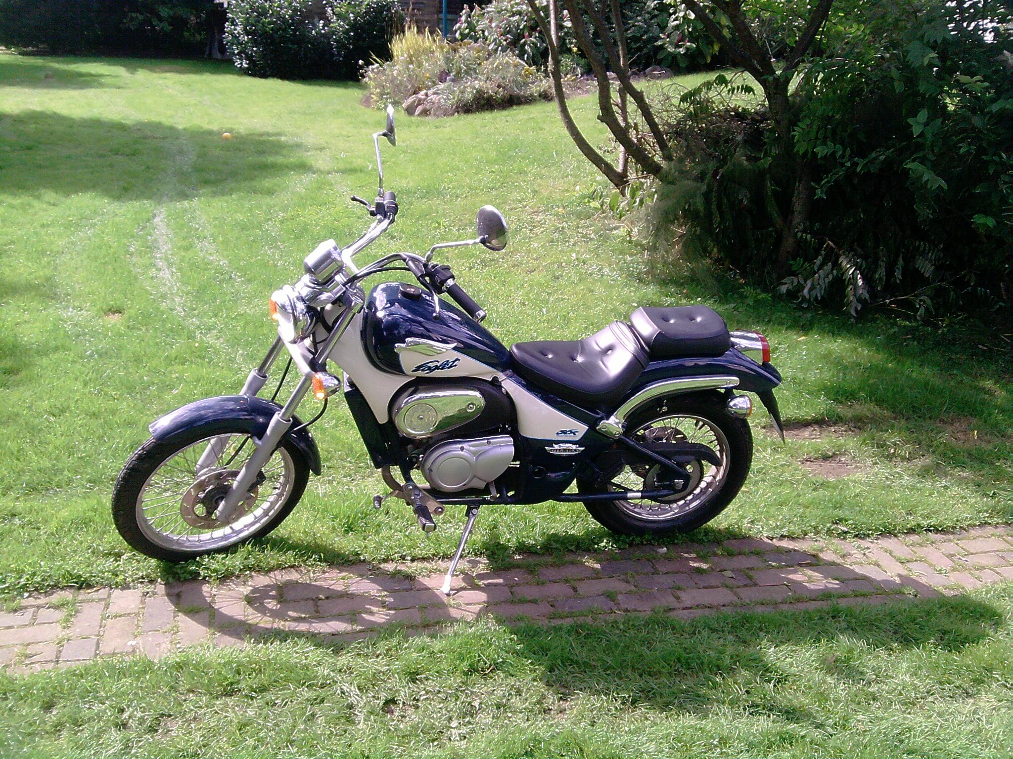 Classic Yamaha Mini Bikes