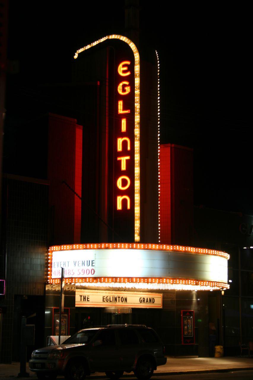 Eglinton Theatre - Wikipedia