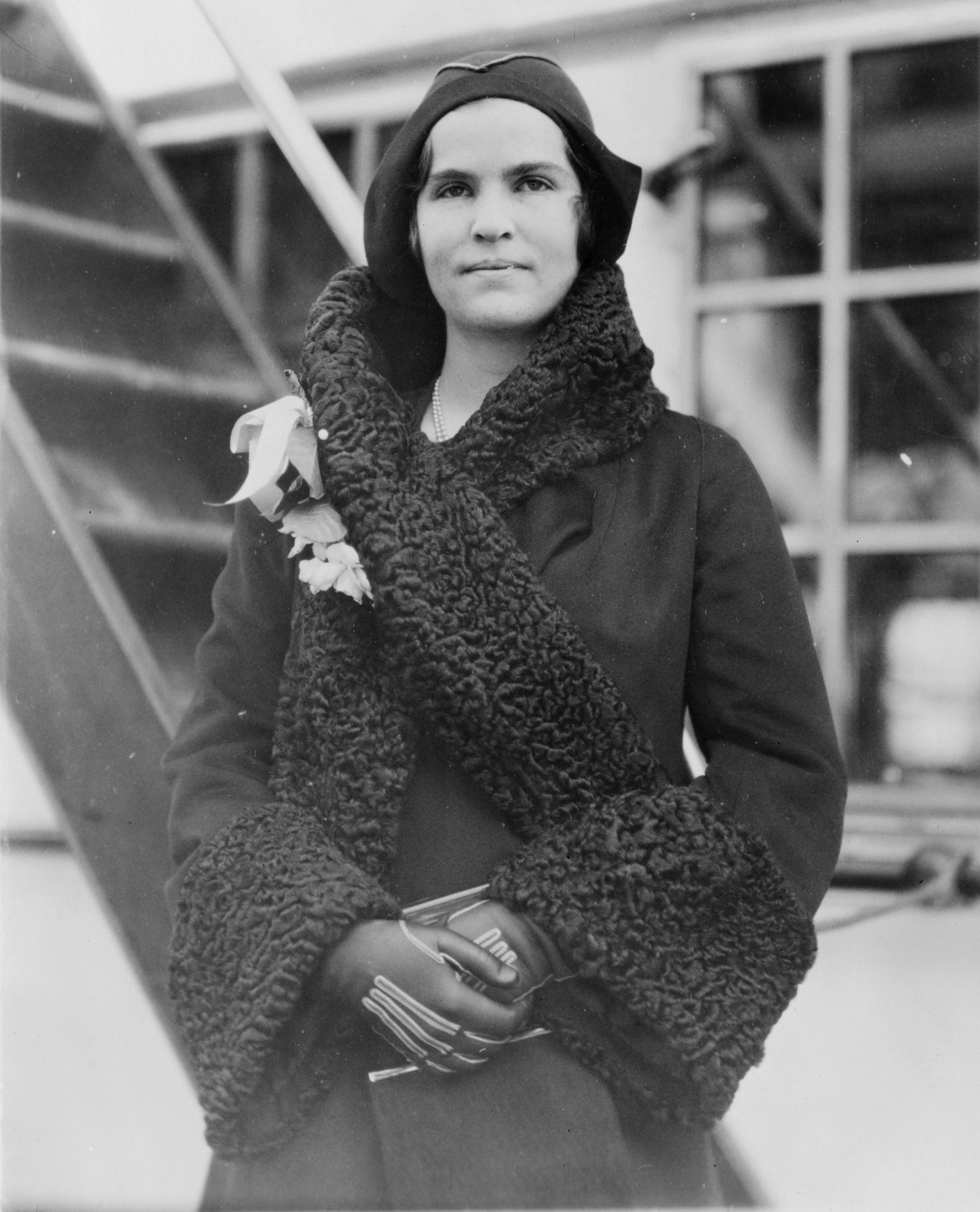 M. Elizabeth Hughes
