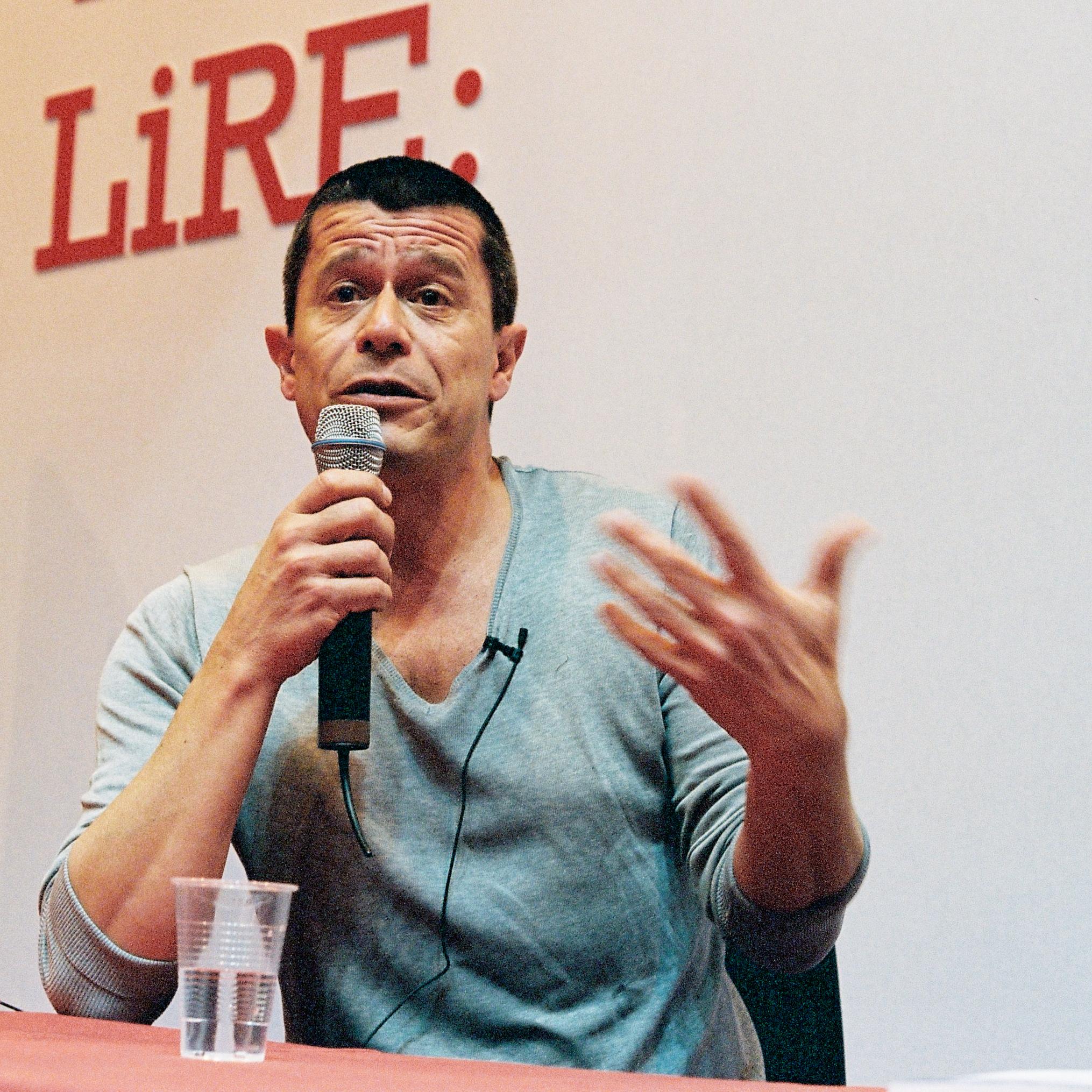 at salon du livre, 2009