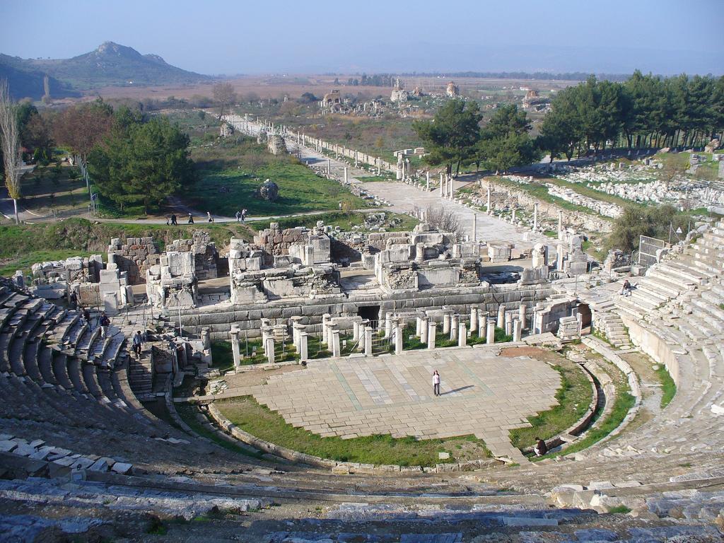 Biblical Tours Of Ephesus