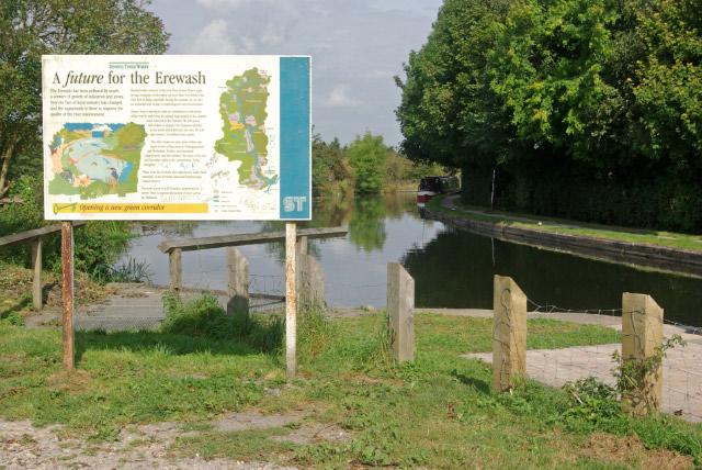 Erewash Canal, Shipley Gate - geograph.org.uk - 551742