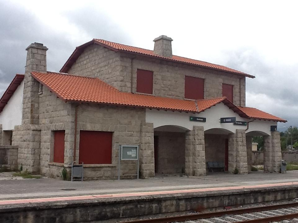 Estación do Irixo