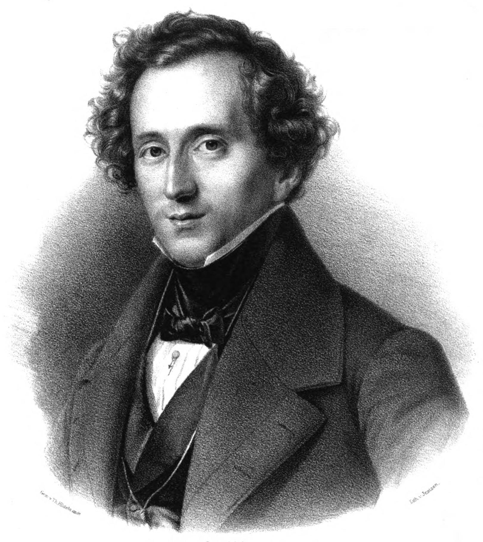 Felix Mendelssohn Bartholdy: A Research ...