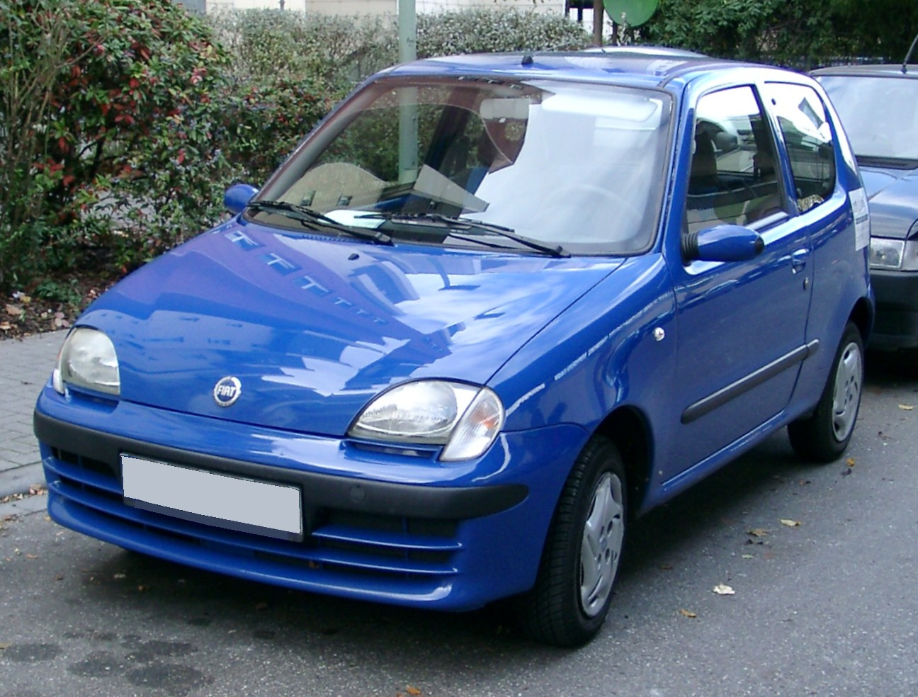 year fiat albans in sporting seicento reg w st silver p