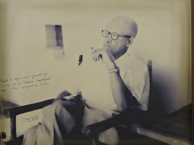 File:File photo of Pierre Jeanneret at Le Corbusier Centre Chandigarh 03.jpg