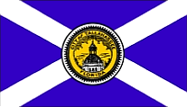 Flag of Tallahassee, Florida
