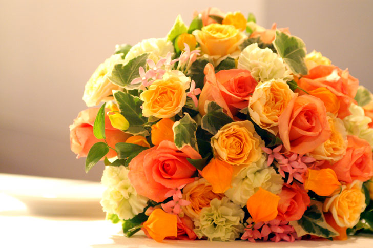 F te des m res cette ann e trouvez le bon cadeau for Bouquet de fleurs wiki