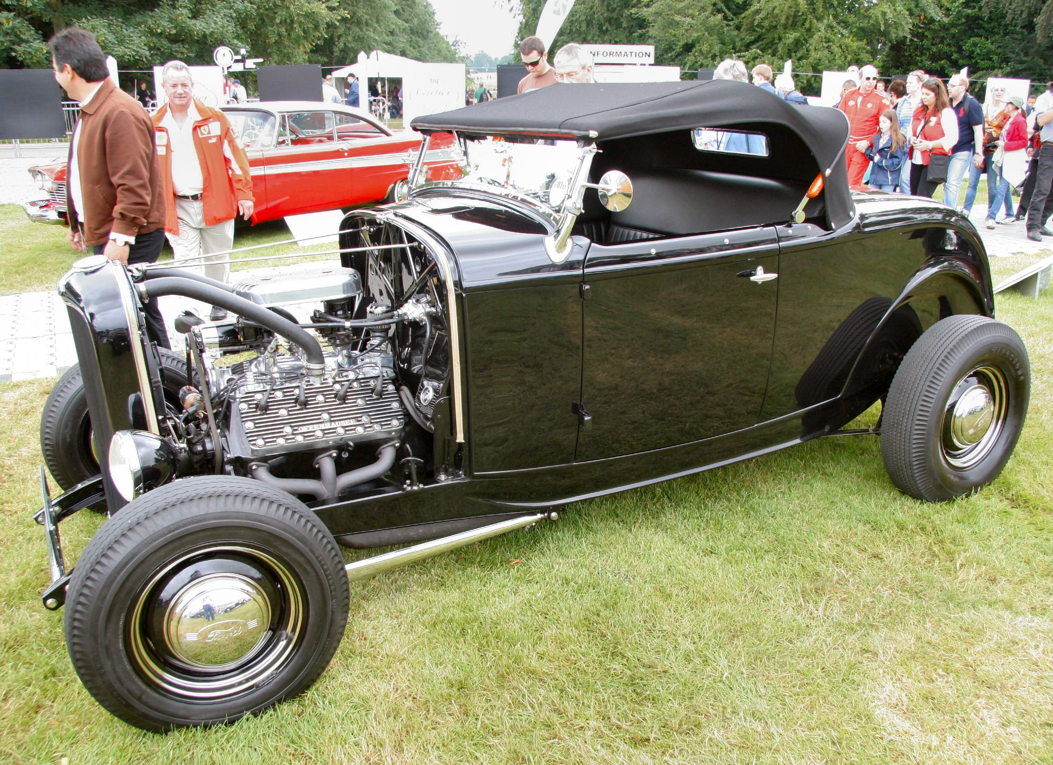 Fileford model b roadster 1932 flickr exfordy jpg