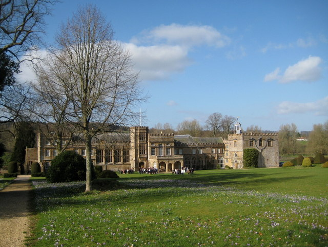Forde Abbey - geograph.org.uk - 1203306