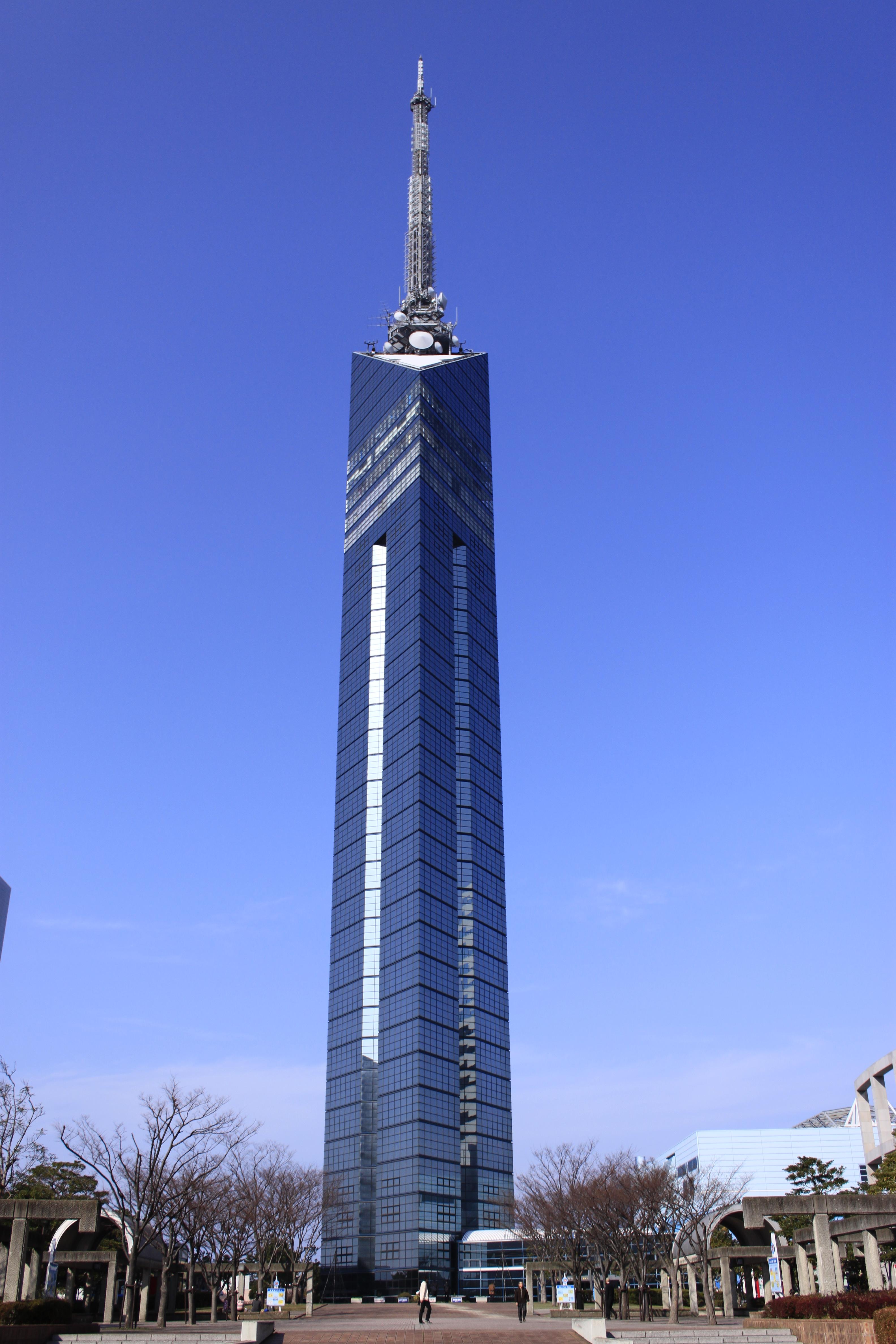 中洲・博多・天神の観光スポット 福岡タワー