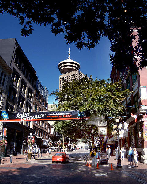 Gastown Vancouver: Wikipedie