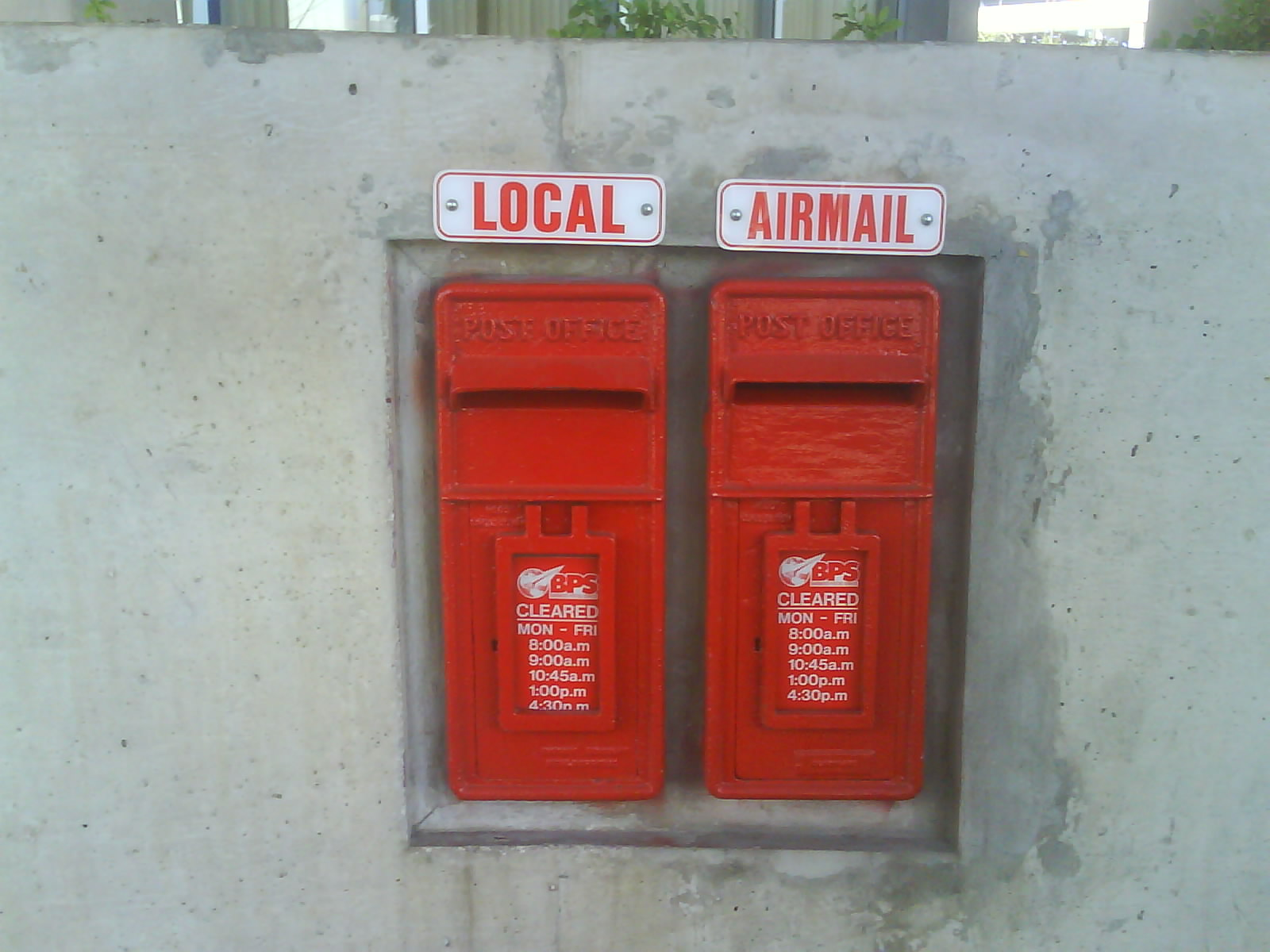 how to find a post office box location
