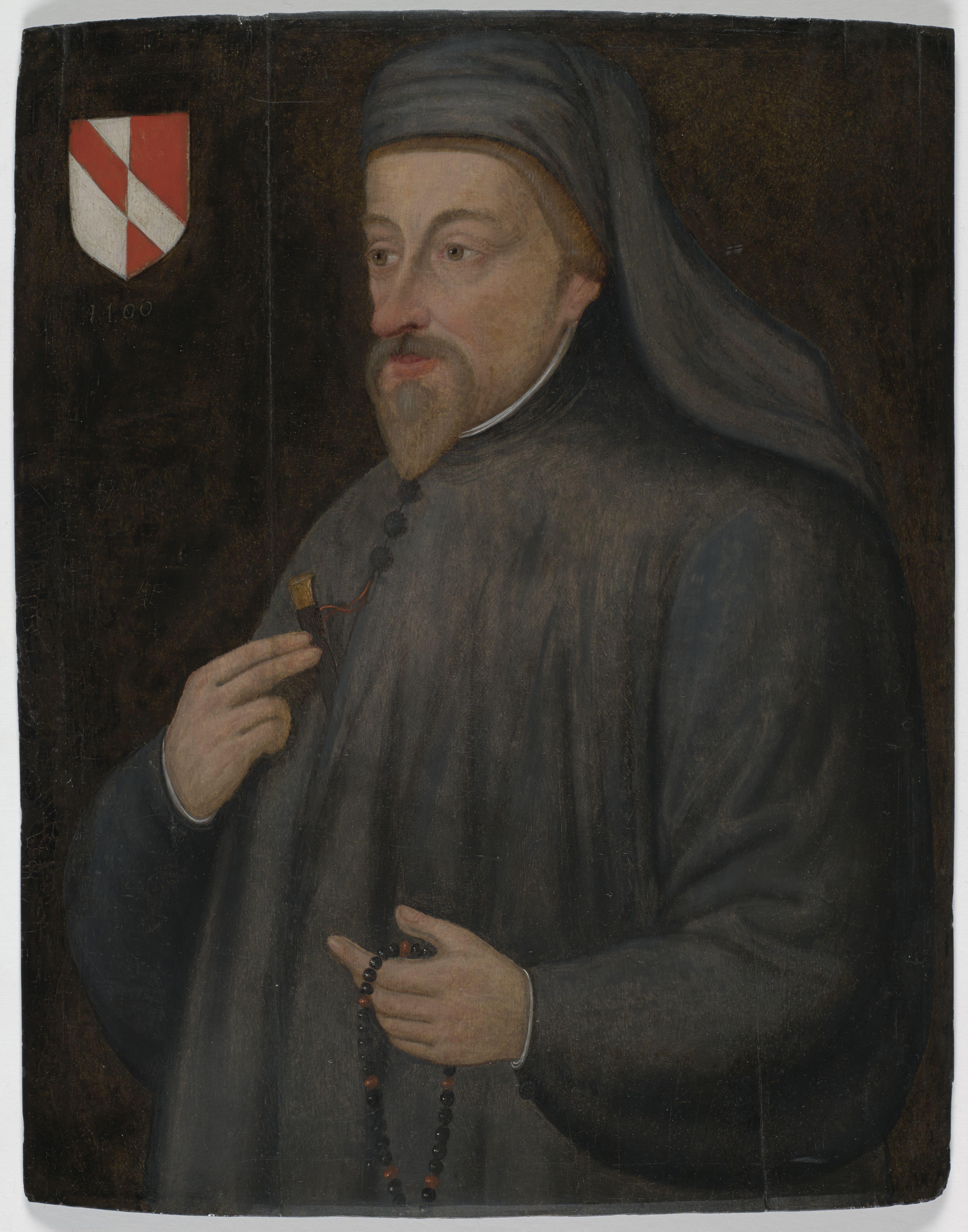 Geoffrey Chaucer  17th Geoffrey Chaucer