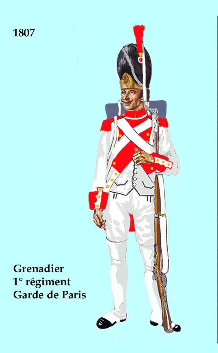 a3515541a22 Garde municipale de Paris (Empire) — Wikipédia