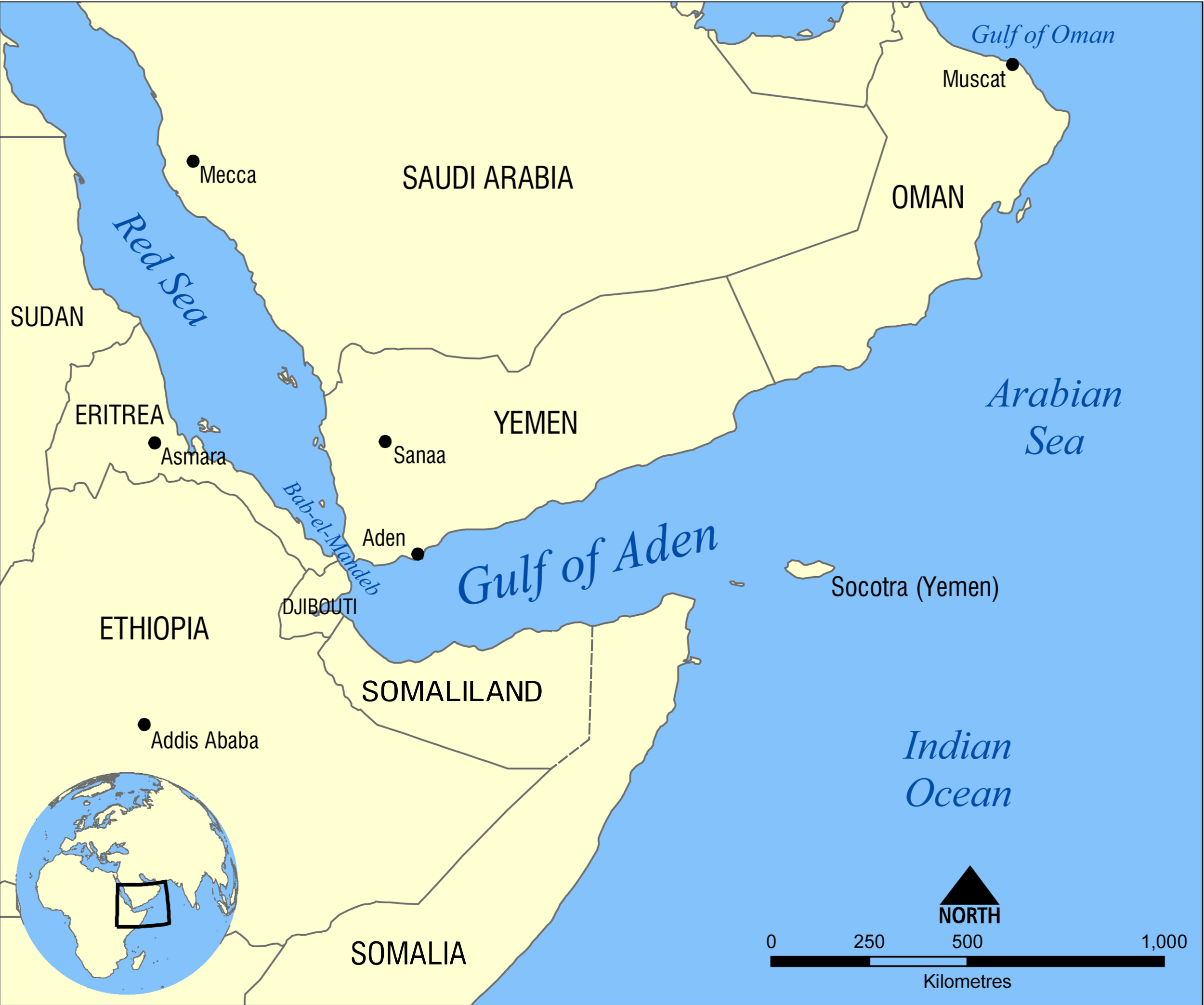 Security Breach - Gulf Of Aden AIS Feed Is Now Public – gCaptain