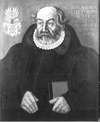 HU Alt - Jacob Andreae 1590