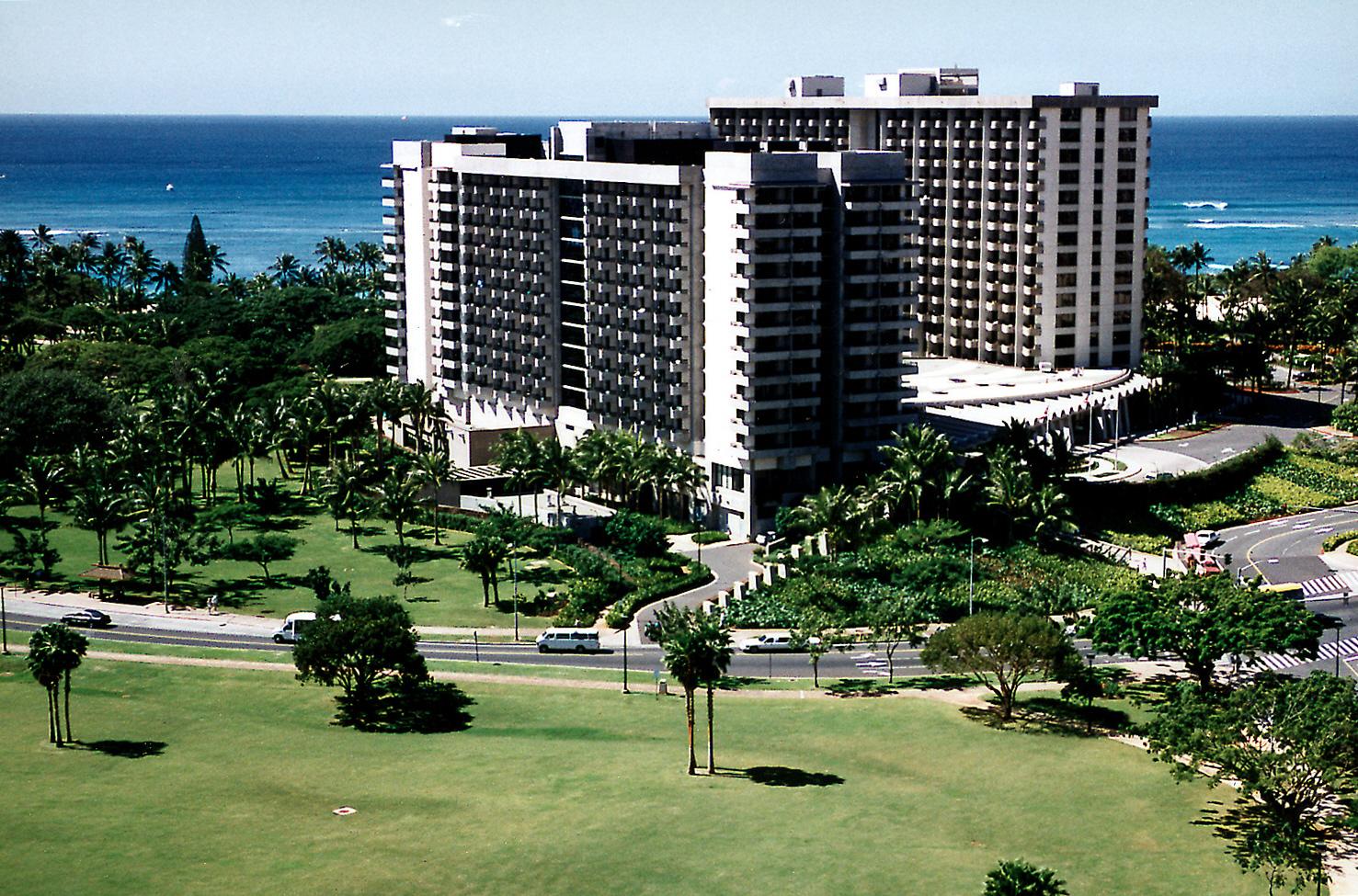 Waikiki Hotel Rooms