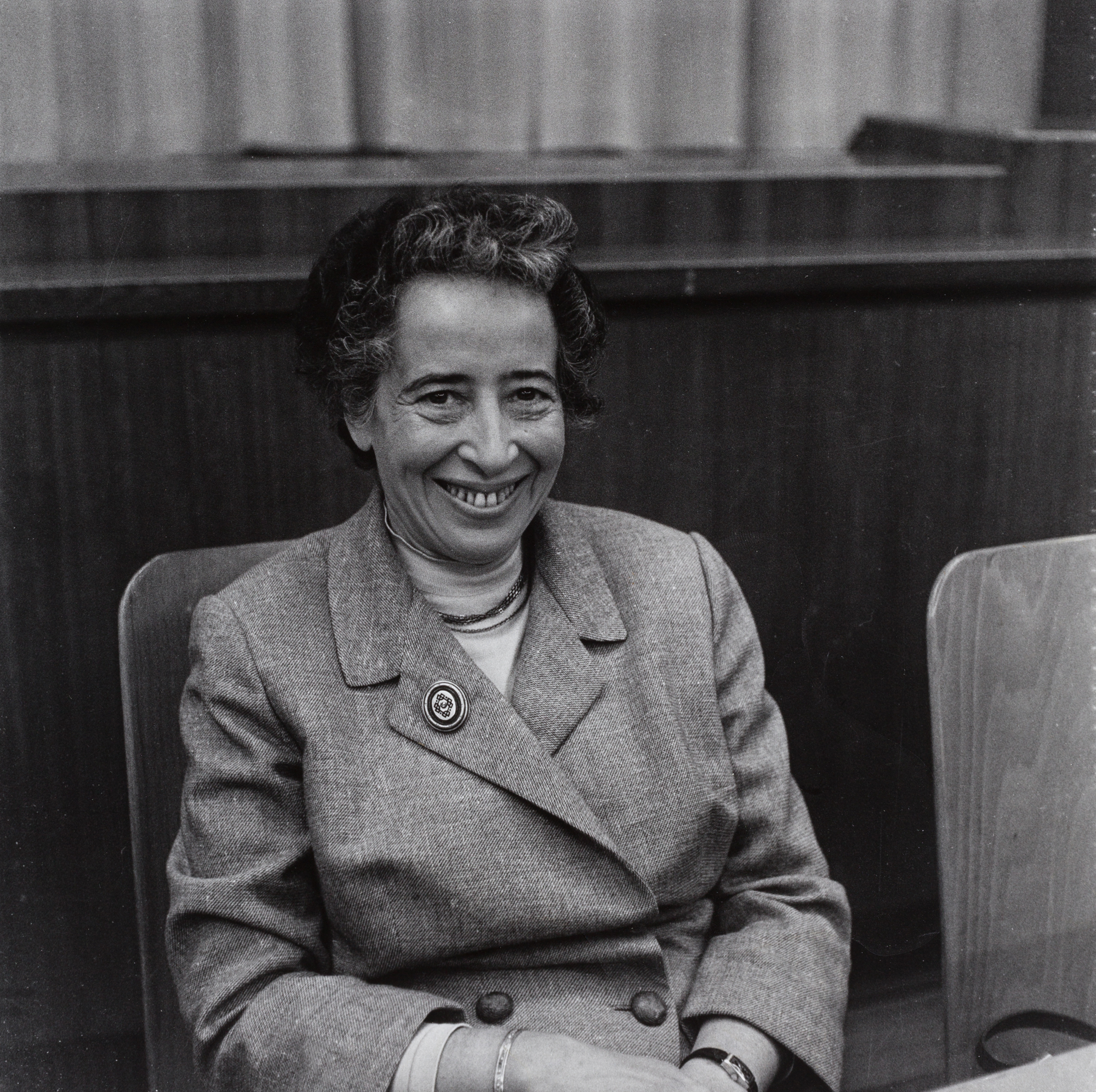 Hannah Arendt – Wikipedia