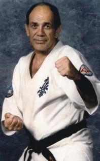 Steve Arneil Martial artist