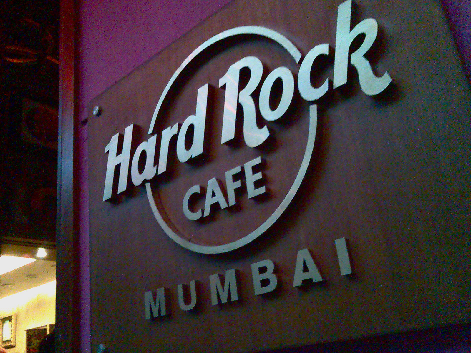 How Many Hard Rock Cafe In India