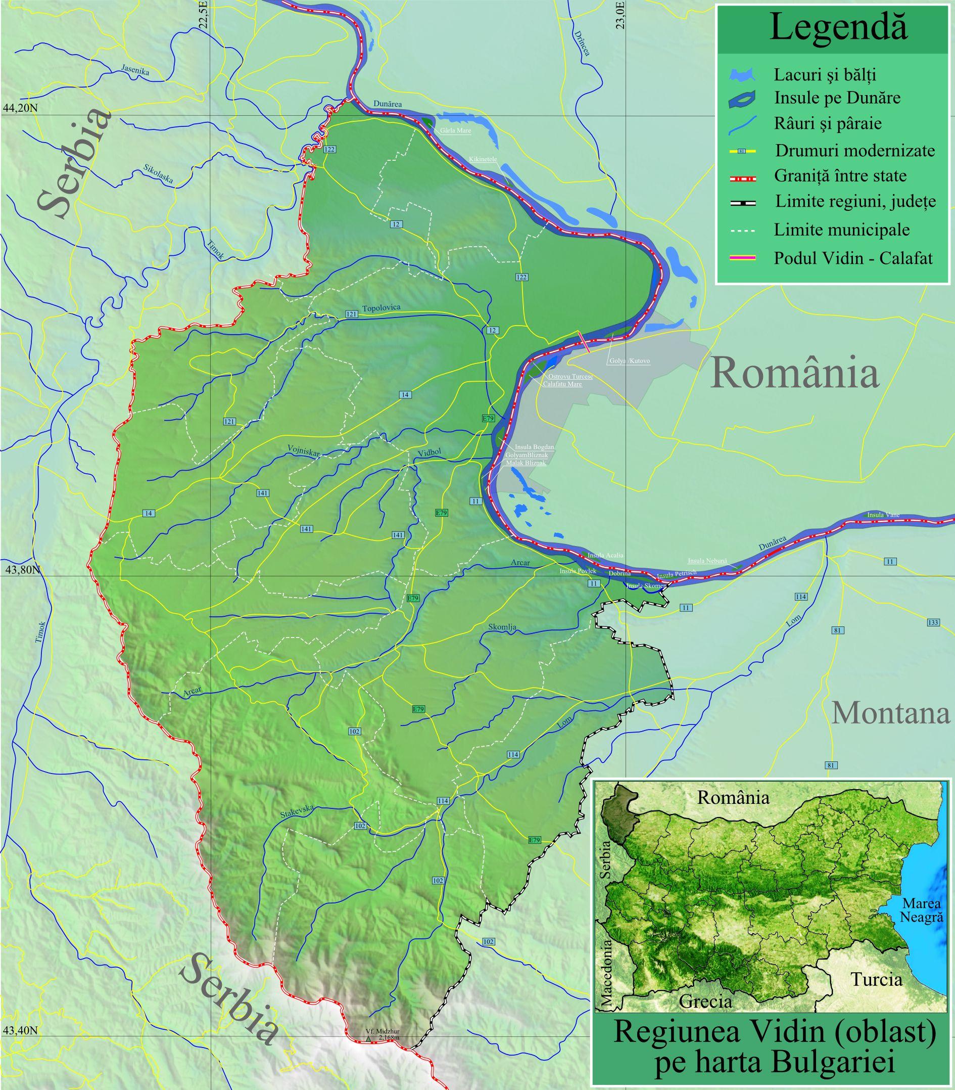File Harta De Localizare Bulgaria Vidin Local Jpg Wikimedia Commons