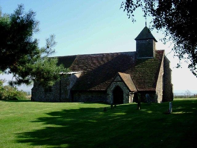 Harty Church - geograph.org.uk - 46602