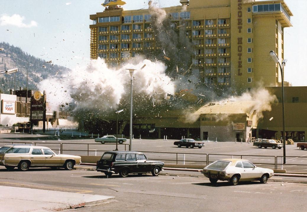 casino explosion 1980