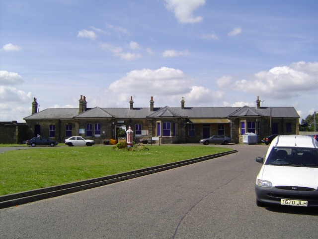 Harwich Station - geograph.org.uk - 198098