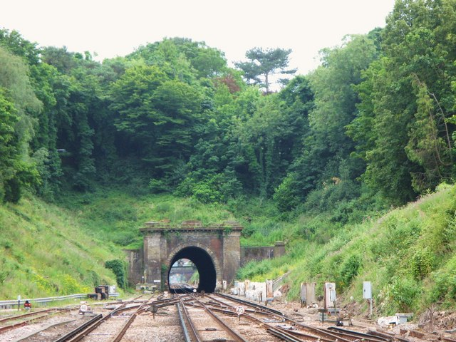 File:Haywards Heath tunnel.jpg