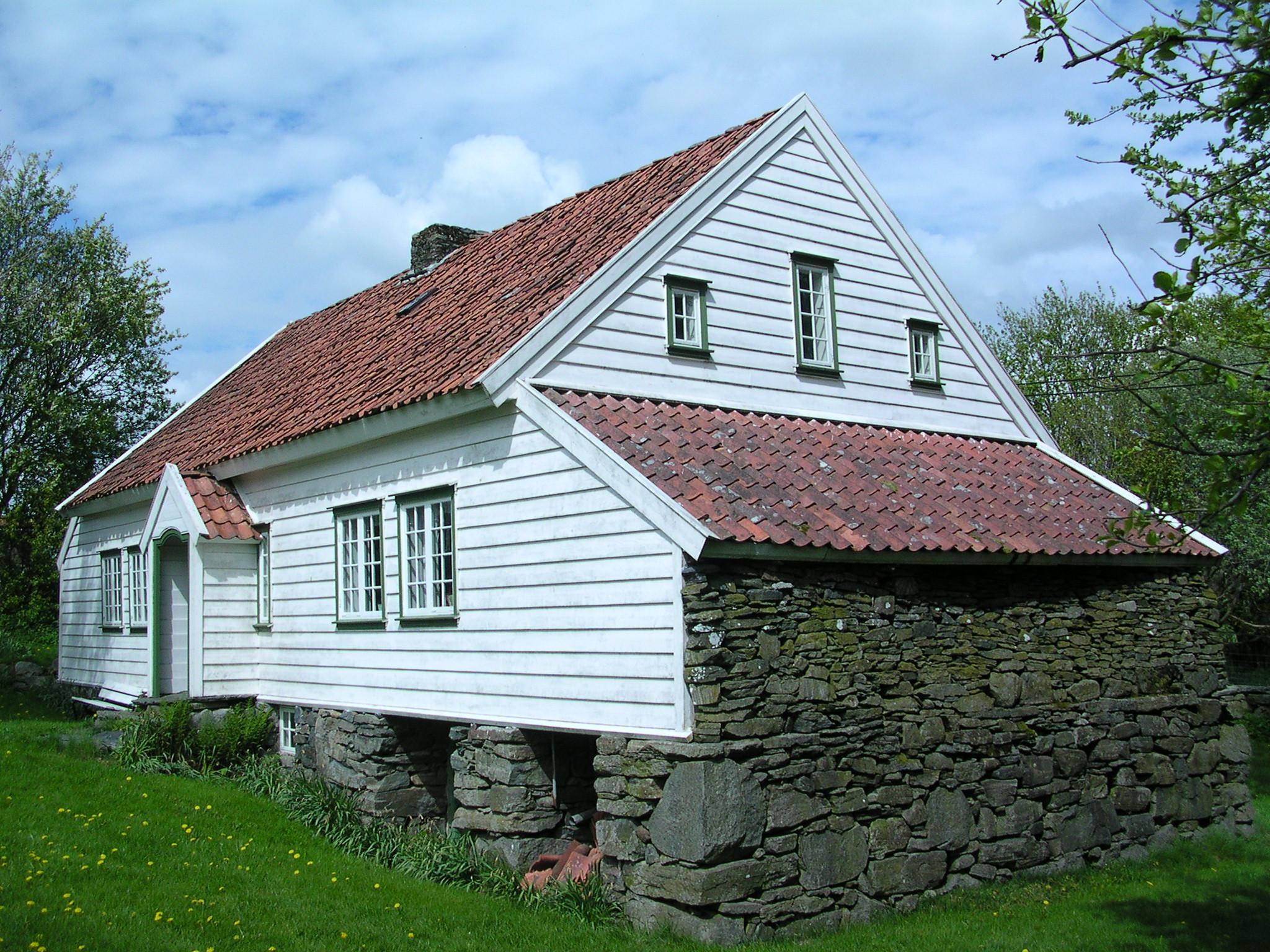 File:House at Jæren in Norway Garborgheimen.JPG - Wikimedia Commons