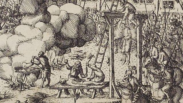 Most Gruesome Executions Ever Invented ever