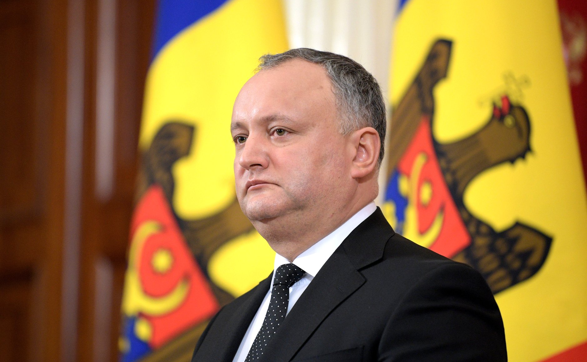 """Игорь Додон: Во время """"стажировки"""" на Украине наши военные будут чистить колёса автомобилей НАТО?"""