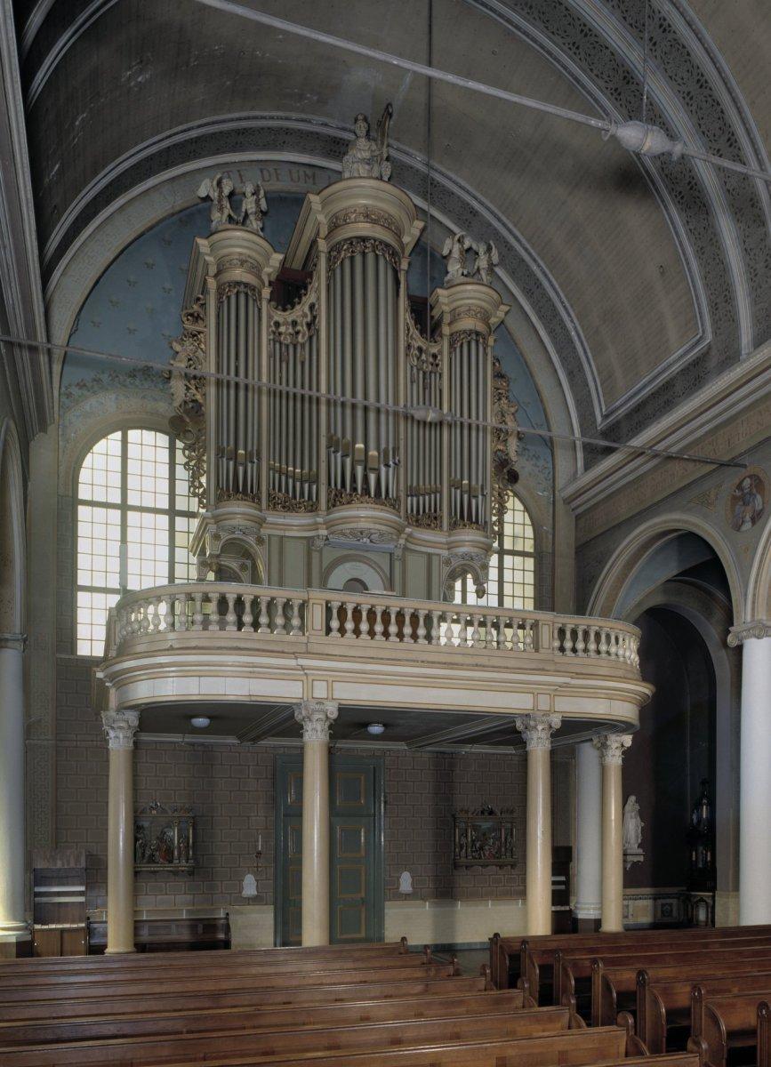 File interieur aanzicht orgel orgelnummer 2095 haarlem for Interieur haarlem