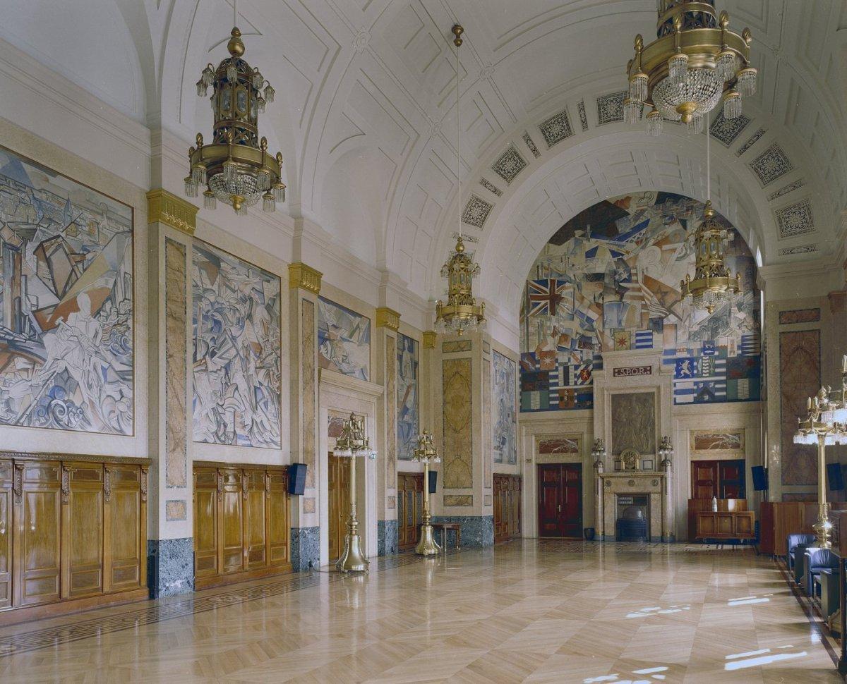 Bestand interieur overzicht burgerzaal rotterdam for Interieur wikipedia