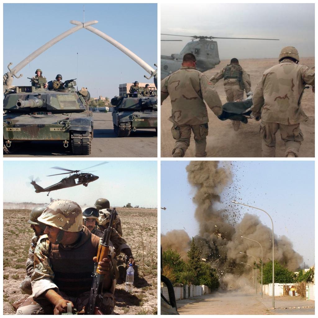 Иракская война — Википедия